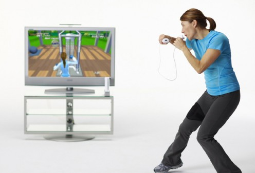 EA Sports box - Must have Wii games for kids