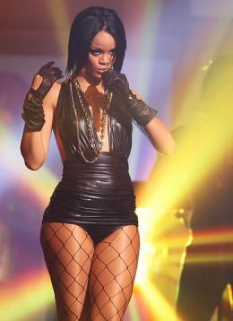 Rihanna flickr.com Voluptuous Curves