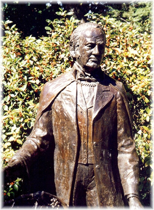 Statue of Henry Shaw