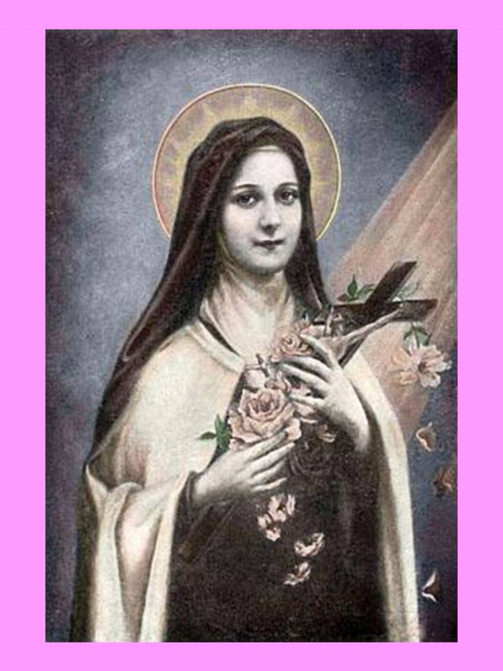 Novena Prayer to St Therese of the Child Jesus