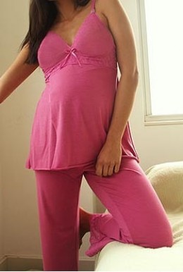 Beautiful Maternity Nursing Pajamas And Nightwear