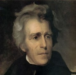 What made Andrew Jackson From War Hero to run for President of the United States