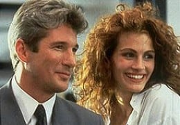 Richard Gere and Julia Roberts in Pretty Woman - wikimedia.commons