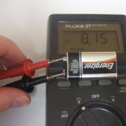 Guide for Using a Digital Multimeter