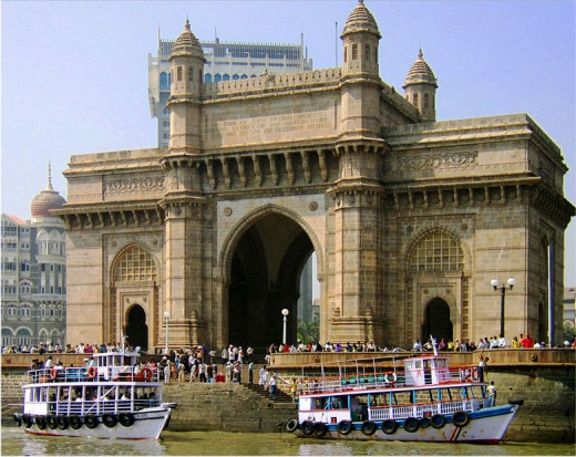 Long Lasting Gateway of India