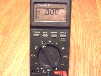 Measure DC Voltage with a Multimeter