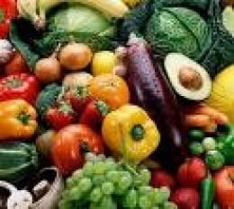 Healthy Fruit And Veg