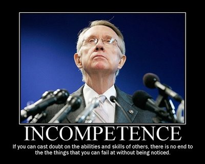 Harry Reid Should Be Removed From Power For His Remarks And Many Many Many Other Failings