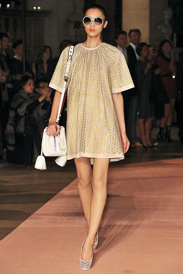 Chinese Model Liu Wen