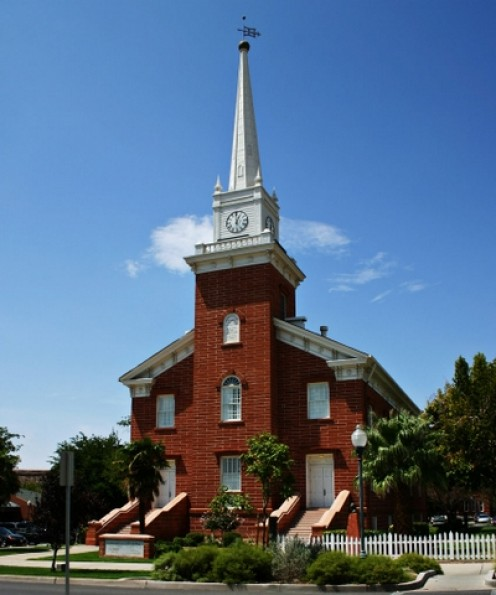 St. George Tabernacle.