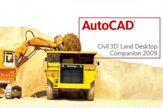 Land Desktop 2009