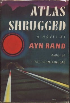 Book Review of Atlas Shrugged