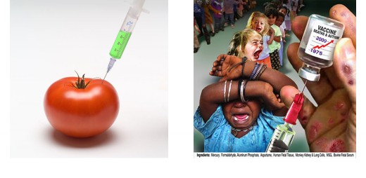 forced vaccines, and poisoned food.