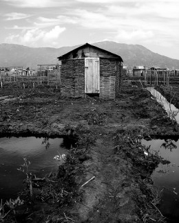 Poverty in Haiti even before the earthquake.