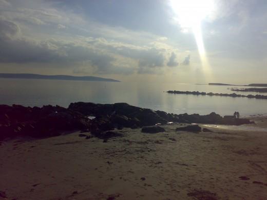 Beautiful Galway Bay