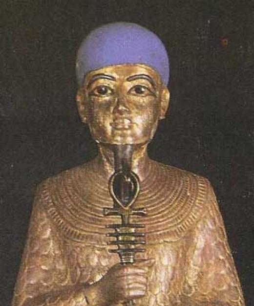 Ptah. Image Credit: ihistory101.net