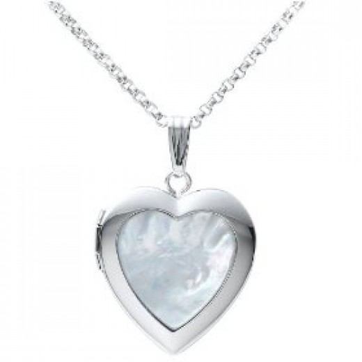 Heart pendants make great romantic gifts!