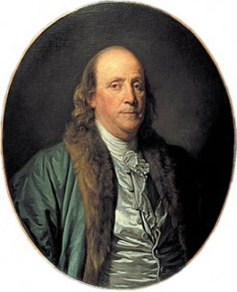 Benjamin Franklin was born on Jan 17, 1706. He was a fascinating man and writer of many  insightful books.