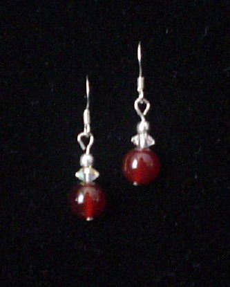 Carnelian Earrings