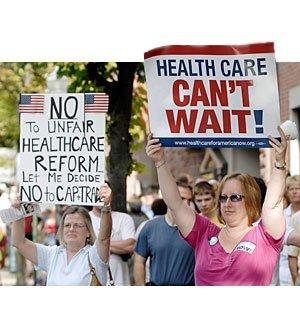 The Healthcare Debate Has Demanded The Focus Of National Debate