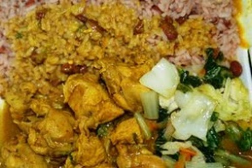 Jamaican Yellow Curry Jamaican Curry Chicken