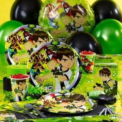 Ben10 Themed Kids Parties