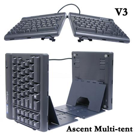 Kinesis Freestyle Ergonomic Keyboard - Best Split Keyboard