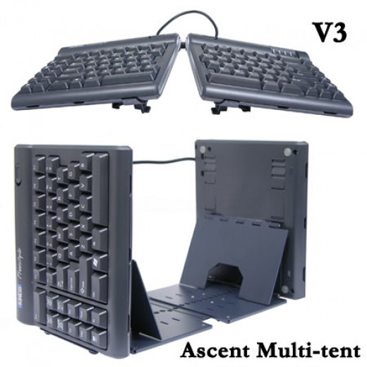 Kinesis Freestyle Ergonomic Keyboard - Best Split Keyboard