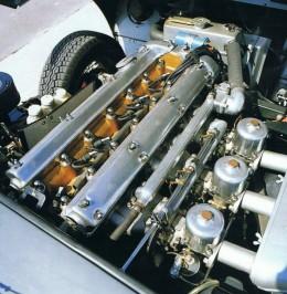 3.8 liter engine newly restored