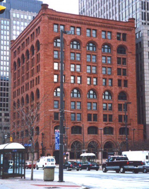 The Society for Savings Building (now part of Key Center)