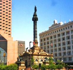 Cleveland's Soldiers and Sailors Monument
