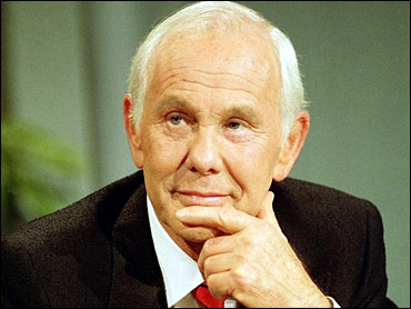 Johnny Carson: The Gold Standard Of Late Night Television