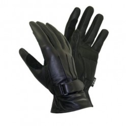 Ladies Gel Palmed Leather Driving Gloves by Xelement