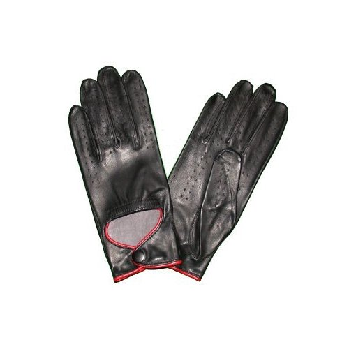 Women's Ladies Driving Gloves with Accent Piping By Fratelli Orsini