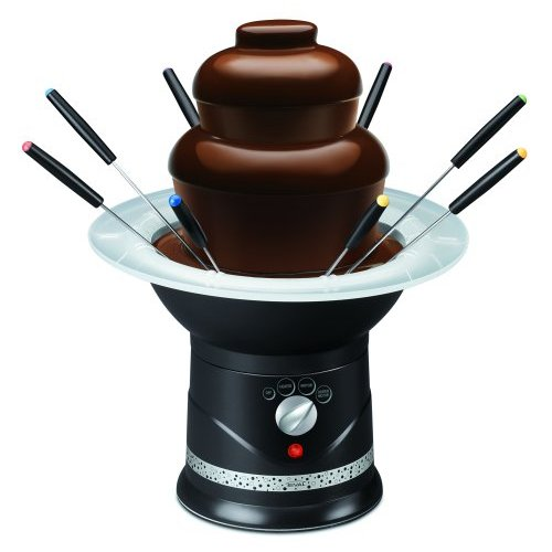 Rival 2-Pound Chocolate Fondue Fountain