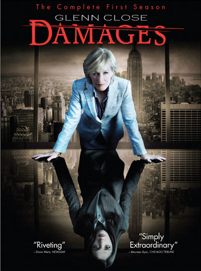 Patty Hewes, played by Glenn Close, Damages, 2007-9