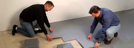 Superior Transform Your Basement Into A Man Cave HubPages. Unfinished Basement Floor  Ideas.