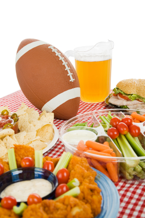 http://party.lovetoknow.com/Super_Bowl_Party_Invitations