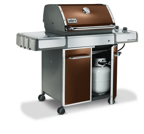 A typical Weber gas grill will provide reliable grilling for over ten years.  Replacement parts include cooking grates, burners (10 year warranty), flavor bars and ignitor.