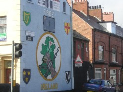 IRA Supportive Wall Mural