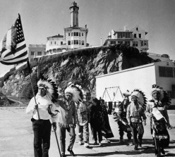 History of Native American Activism on Alcatraz Island