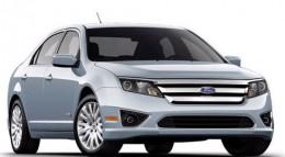 2010 Ford Fusion car