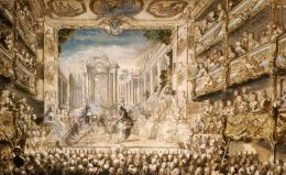 Castrati grew to become the most important singers in Baroque opera, always in great demand and commanding large sums of money for their performances.