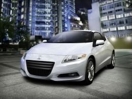 Honda CR-Z Hybrid car