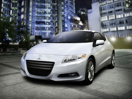 Honda CR-Z Hybrid car