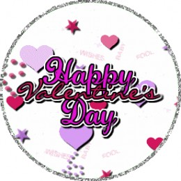 valentine's day glitter images