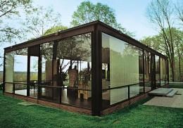 Glass Home Interior