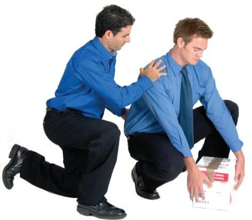 Most occupational injuries are a result of using poor ergonomics at work. You need a workstation modification.