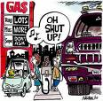The ups and downs of gas prices in our country is a great example of how our perceptions are shaped.