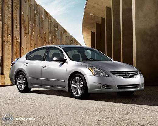 Nissan Altima poster
